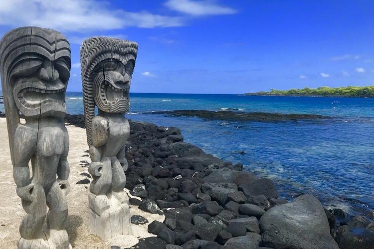 ハワイ島の歴史観光 コナさんぽツアー [...の写真