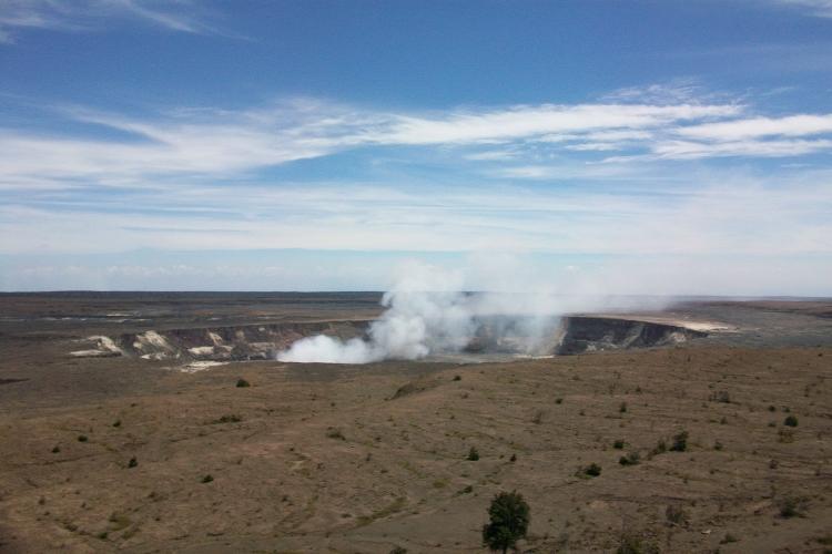 〔オアフ島発着〕ハワイ島ヒロ・溶岩ウォー...の写真