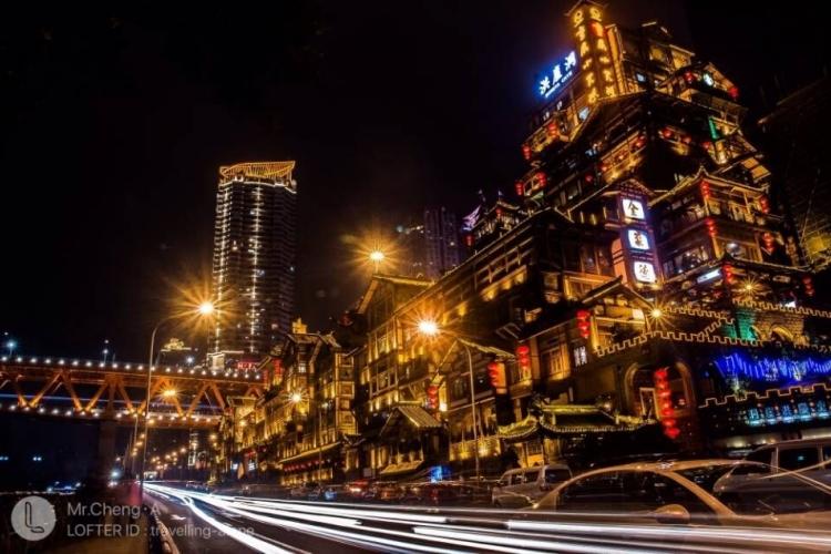 重慶市内の見所を1日で巡る充実の重慶観光...の写真
