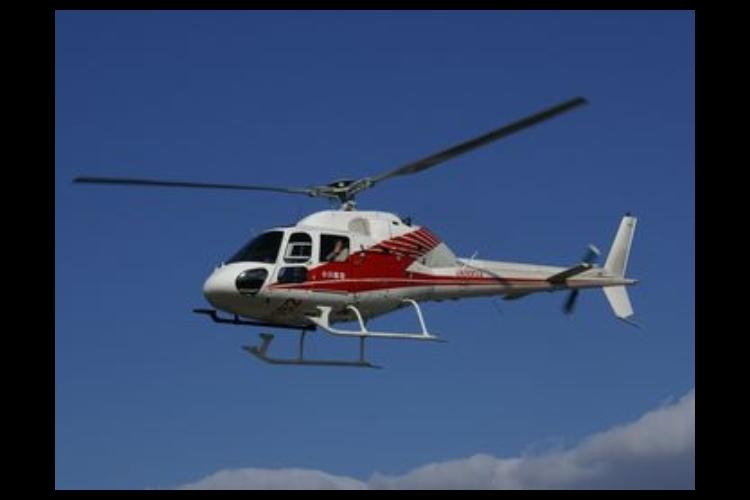 大パノラマ横浜ヘリコプター搭乗体験&人気...の写真