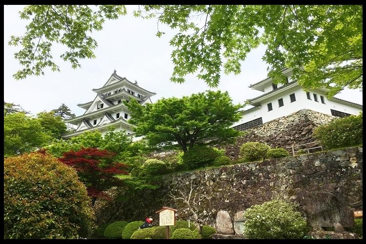 小京都奥美濃「郡上八幡」昔ながらの町並み...の写真