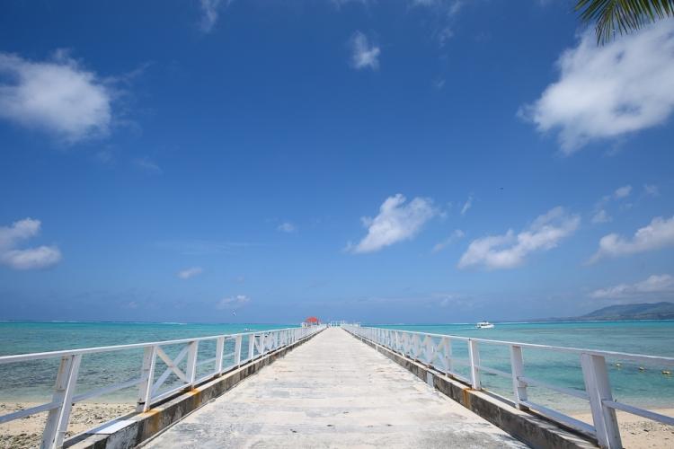 奇跡の青 ココス島ゆっくり1日+体験ダイ...の写真