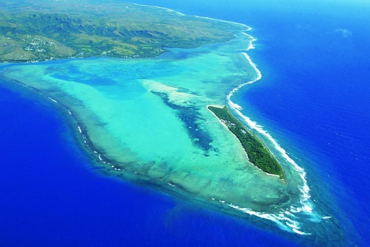 奇跡の青 ココス島ゆっくり1日+シーウォ...の写真