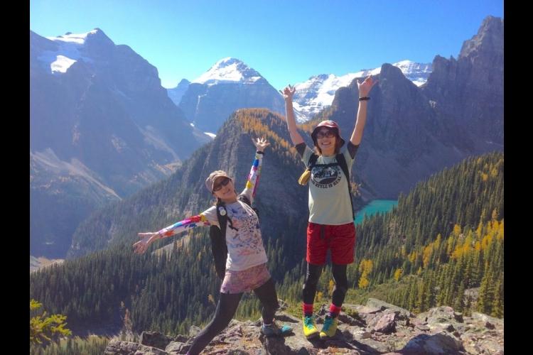べストオブカナディアンロッキーハイキング...の写真