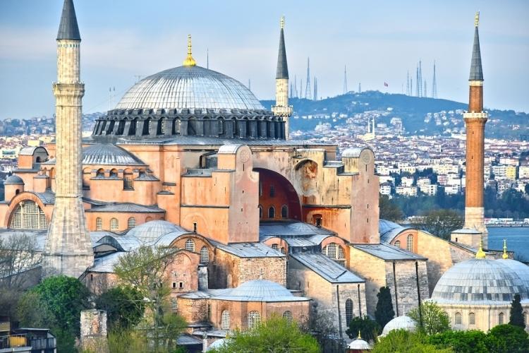 イスタンブール・混載ウォーキングツアーの写真