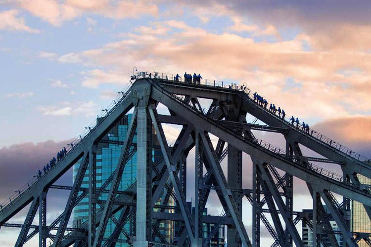 ブリスベン ストーリーブリッジ ディクラ...の写真