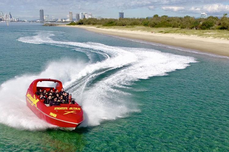 サーファーズパラダイス ジェットボート&...の写真