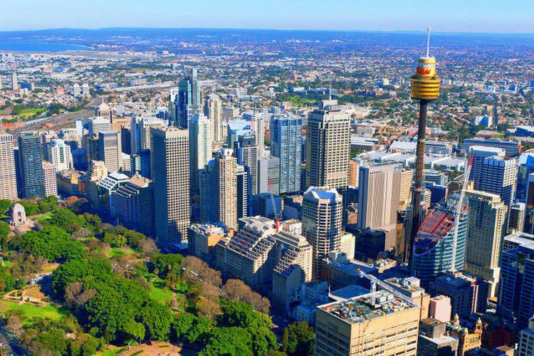 シドニー・タワー・アイ展望台 + 4Dシ...の写真