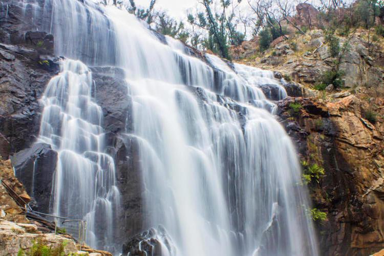 メルボルン発 グランピアンズ国立公園1日...の写真