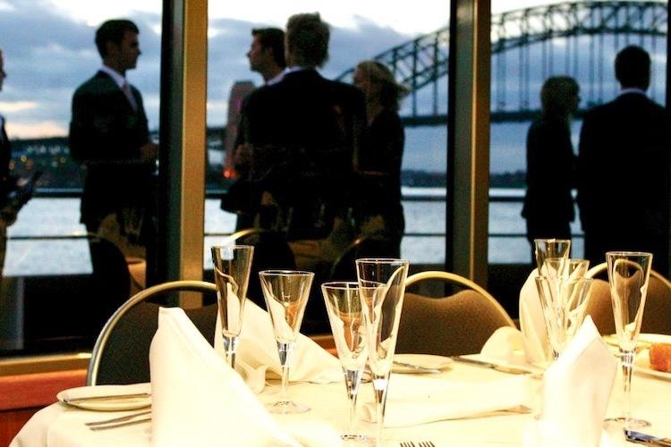 シドニーハーバーサンセットディナークルー...の写真