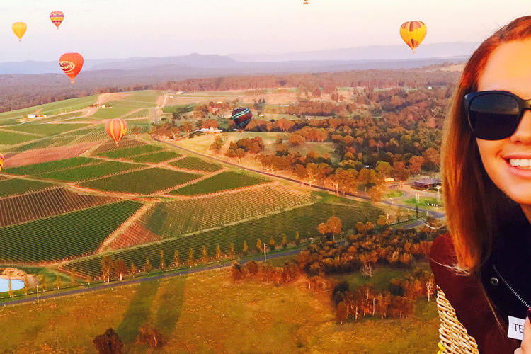 シドニー・カムデン発 熱気球(60分・朝...の写真