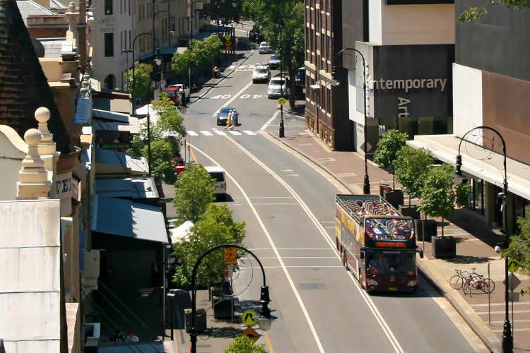 シドニー市内・ボンダイビーチHop on...の写真