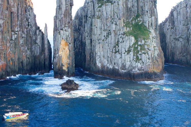 ポートアーサー発 タスマン島クルーズの写真