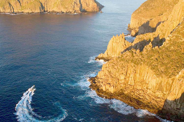 ホバート発 タスマン島クルーズ & ツア...の写真