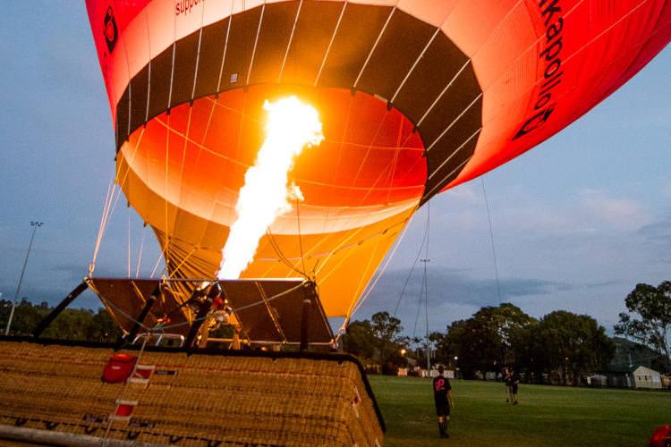 Go Ballooning社 ゴールドコ...の写真